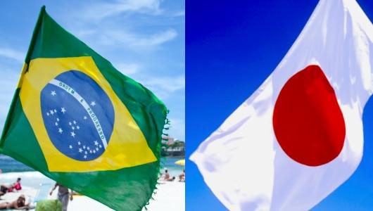 Japon VS Brésil