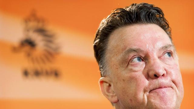 Van Gaal sélectionneur des Pays-Bas