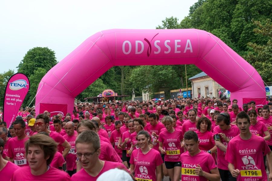 ODYSSEA : courir pour la bonne cause !