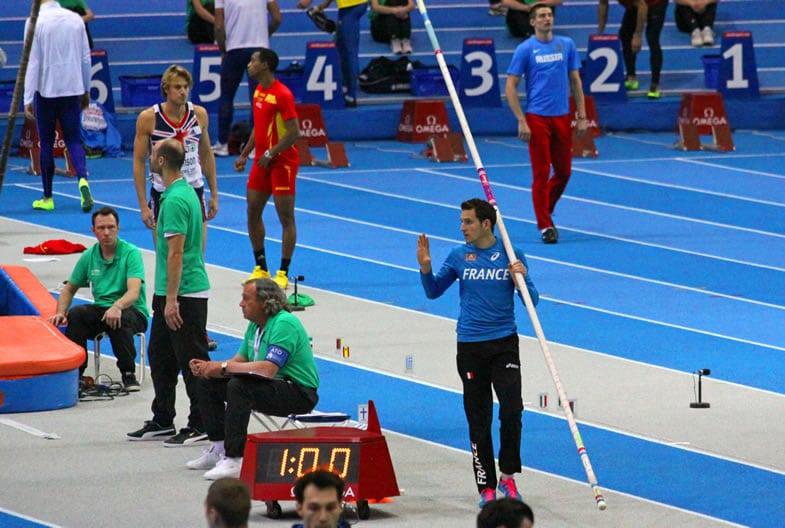 Un meeting d'athlétisme 5 étoiles à Eugène