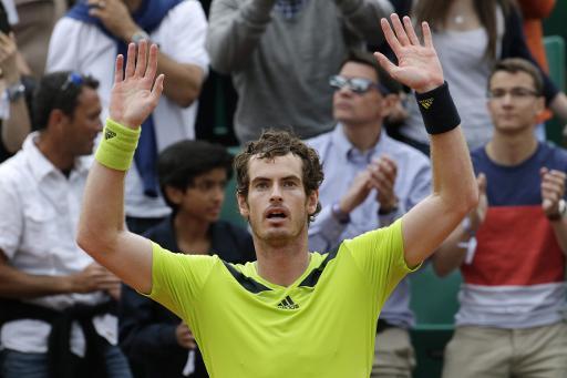 Roland Garros: Nadal et Murray passent entre les gouttes !