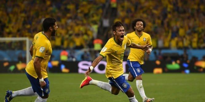 CDM 2014: Le Brésil en sort indemne!
