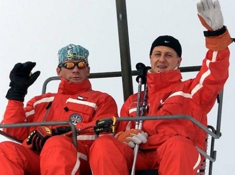 Schumacher sorti du coma