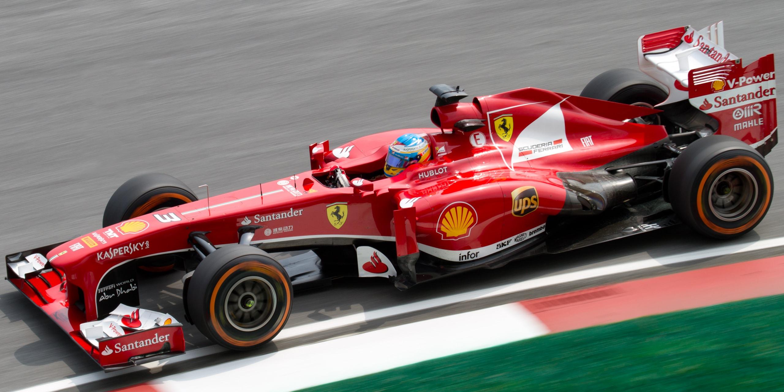 F1, les Transferts 2015