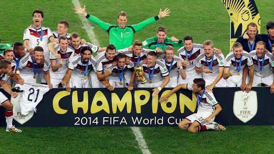 L'équipe type du Mondial