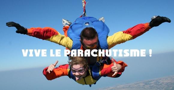 Le parachutisme, ca vous tente ?