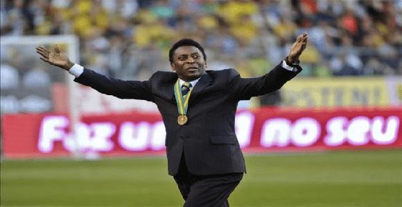 Le Roi Pelé va mieux