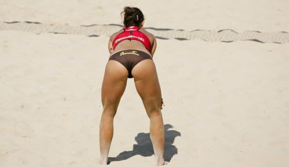 Beach volley sexy