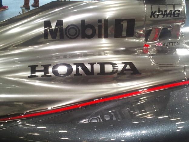 Honda et Mclaren F1