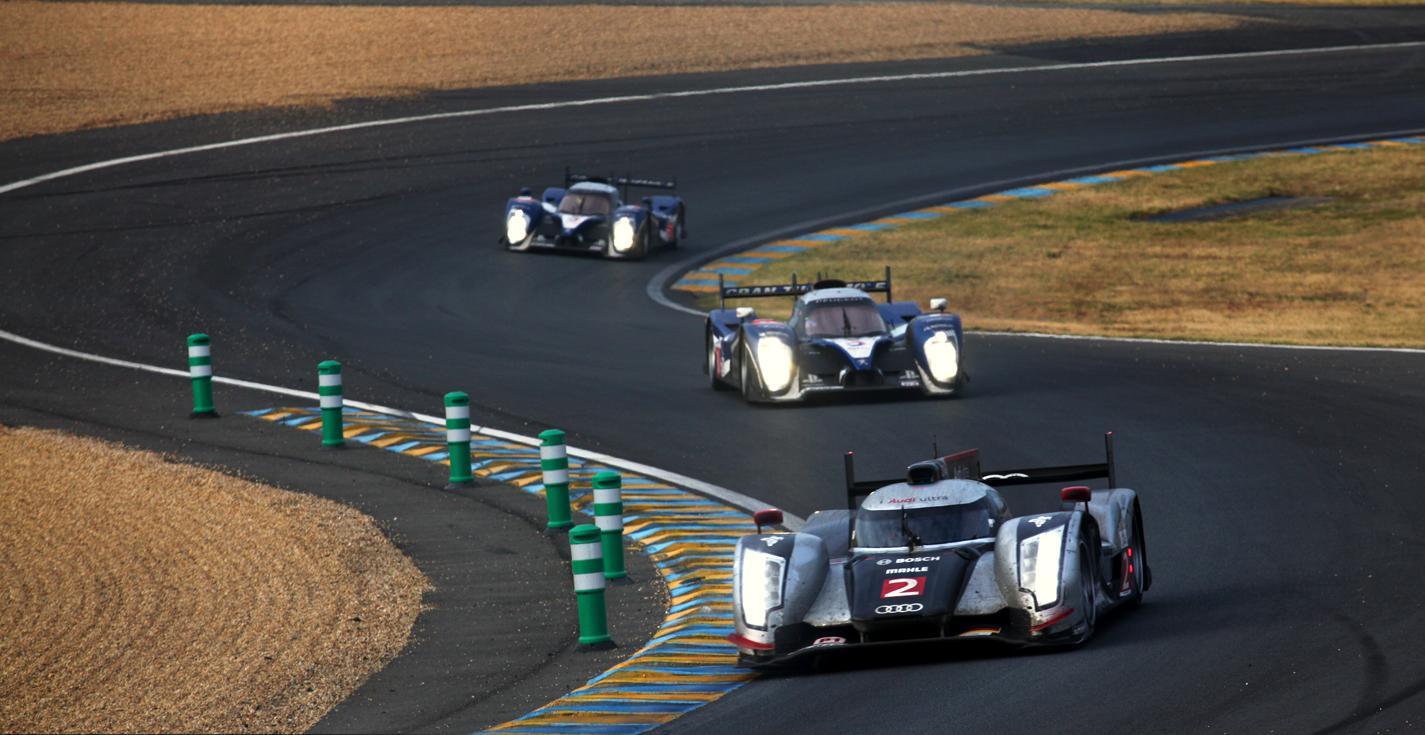 24h du Mans France