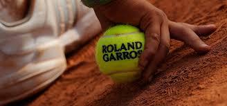 Roland Garros balles