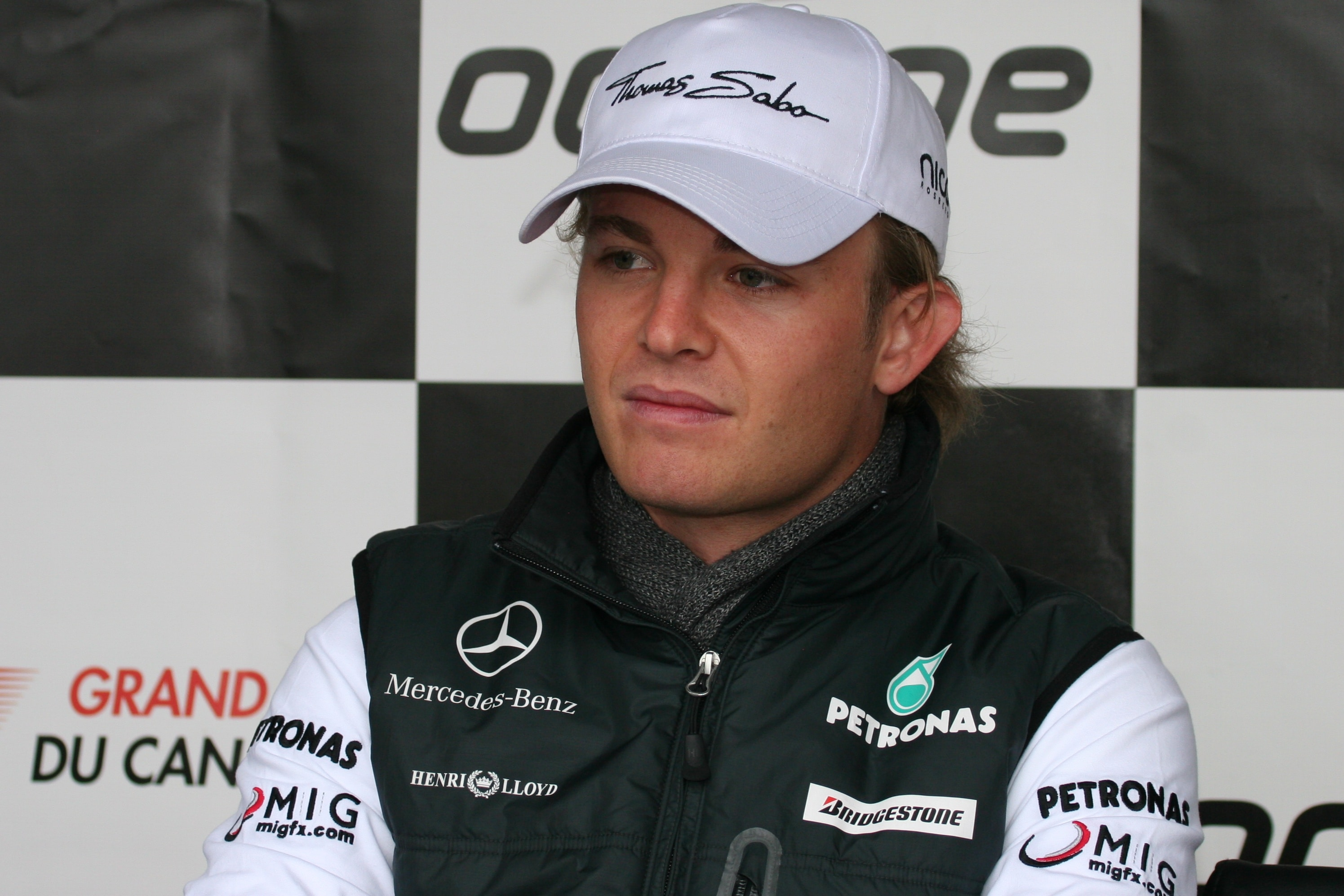 Rosberg, enfin une victoire !