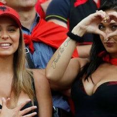 Rike Roci enflamme l'EURO 2016
