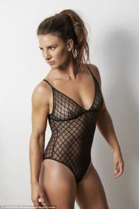 bryony shaw bestronghbebeautiful sexy sportive JO RIO