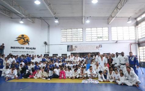 judoka français favelas Rio jeux olympiques