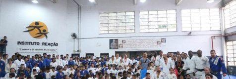 Les Judokas français dans les favelas à Rio