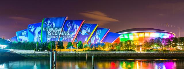 Championnats européens de Glasgow 2018