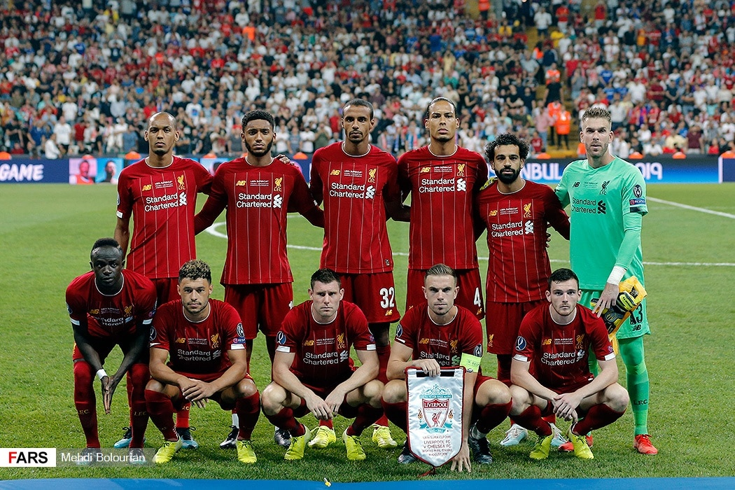 Liverpool vs Chelsea UEFA Super Cup 2019-08-14
