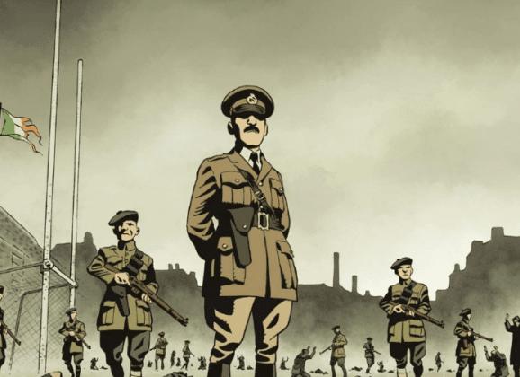 Entretien avec Sylvain Gâche, auteur de 'Croke Park, dimanche sanglant à Dublin'