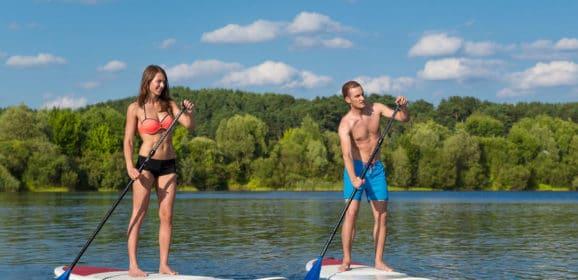 Pourquoi pratiquer du Stand Up Paddle?