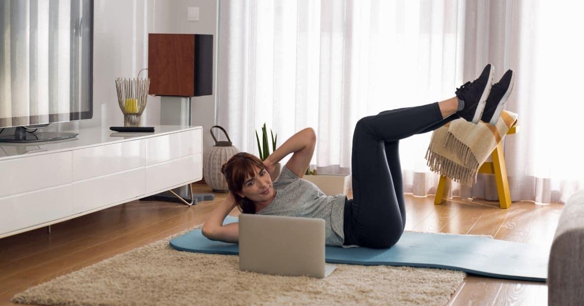 S'exercer à la maison